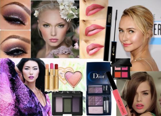 Bridal Makeup - Floral Fantasy