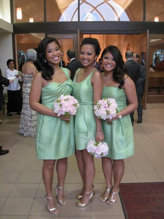 Christina - (bridesmaids)