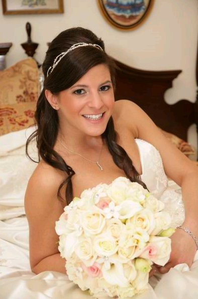 Kathy bridal makeup